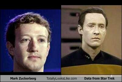 ザッカーバーグ氏とそっくりな人の写真2