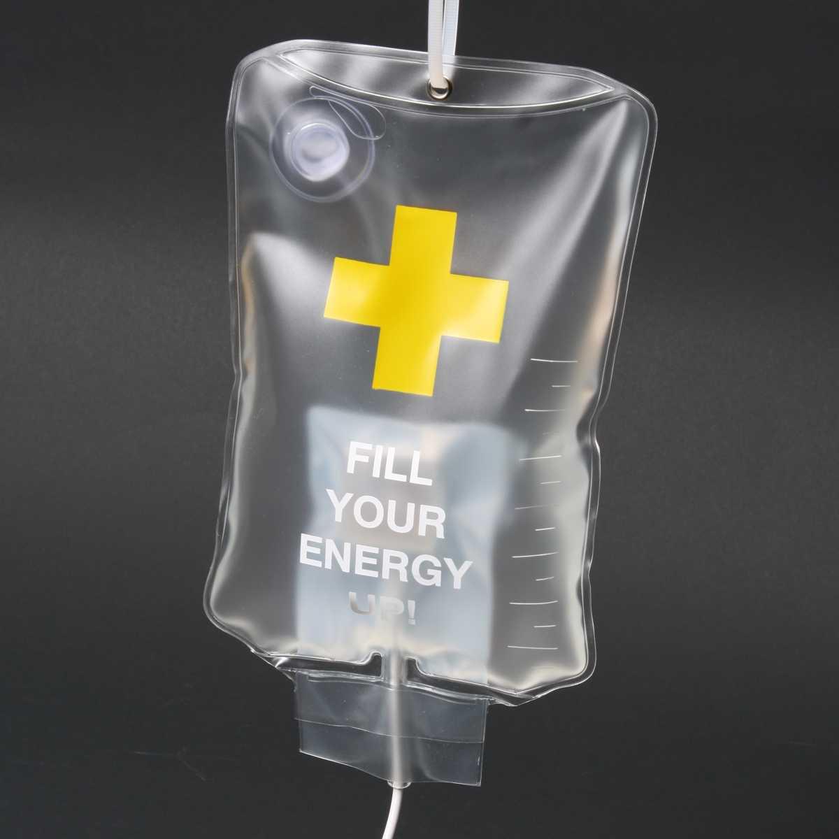 「点滴型LEDランプ」の写真