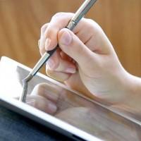 本物の筆みたに描けちゃうiPad用の筆「Sensu Artist Brush」が凄い