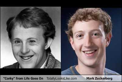 ザッカーバーグ氏とそっくりな人の写真8