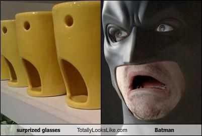 バットマンとそっくりな物の写真