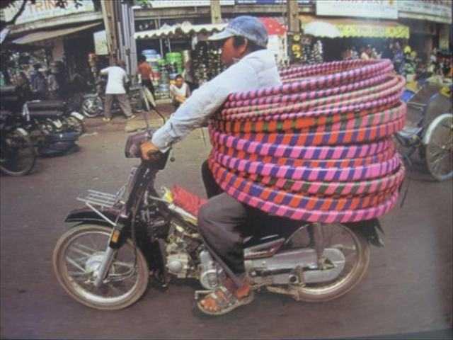 珍バイクの写真1