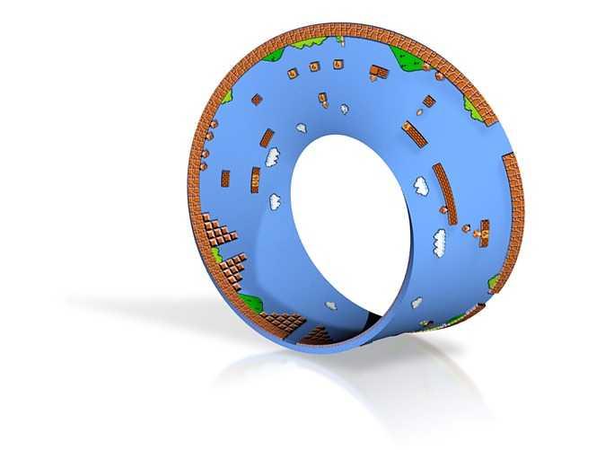 メビウスの輪の写真1