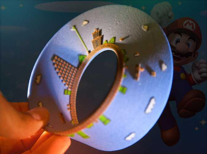 メビウスの輪の写真2