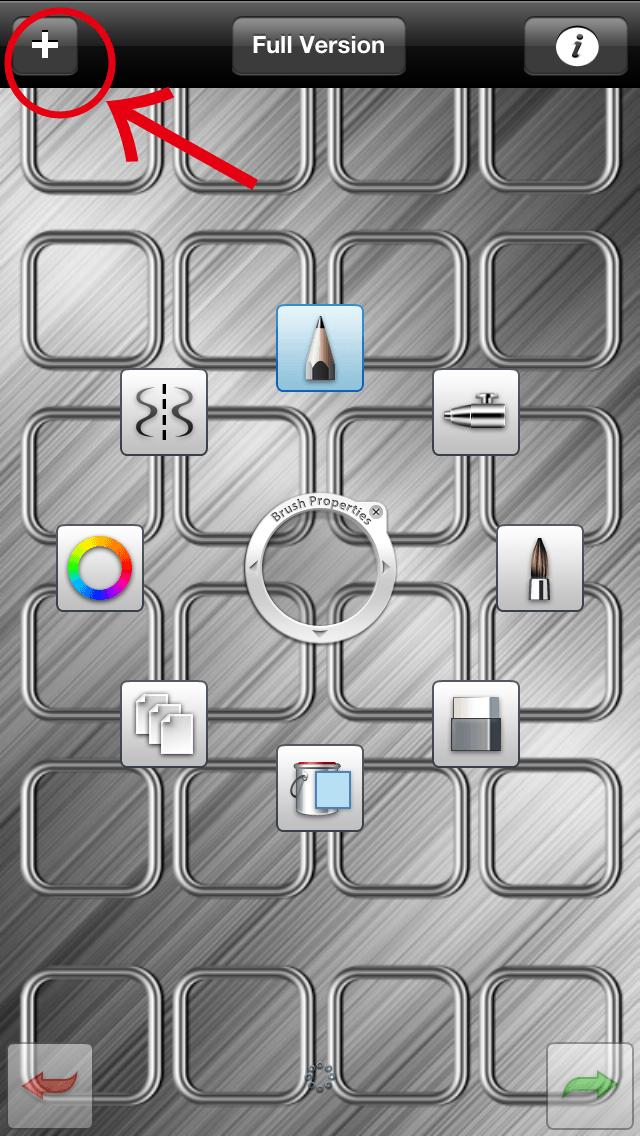 無料でオリジナルiPhone5用壁紙を作る方法8