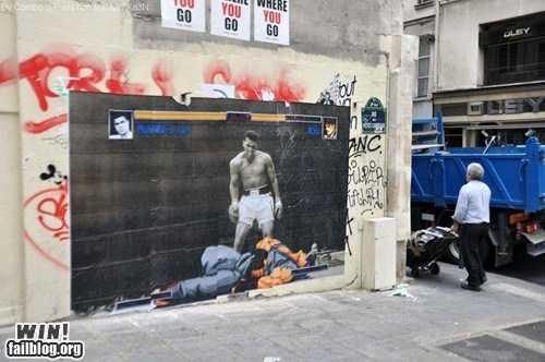 「モハメド・アリvsストリートファイター」の画像2