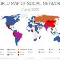 「今年はどのSNSが一番流行ったの?」2009から2012年の世界のSNS勢力図