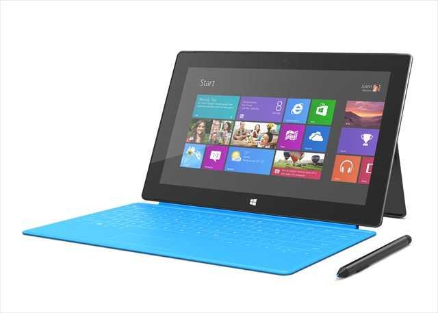 【10型フルHDにCore i5、デジタイザペン付属】Surface Windows 8 Pro来た!!