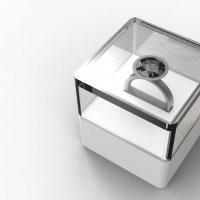 【一周回って凄いデザイン】「愛は形にできないんだ!!」という事を伝える指輪