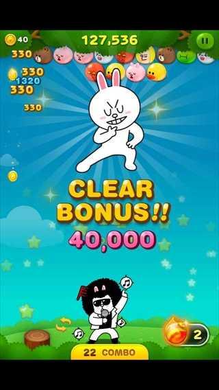 【攻略・コツ】目指せ高得点!ラインバブル(LINEバブル)でお手軽60万点超え