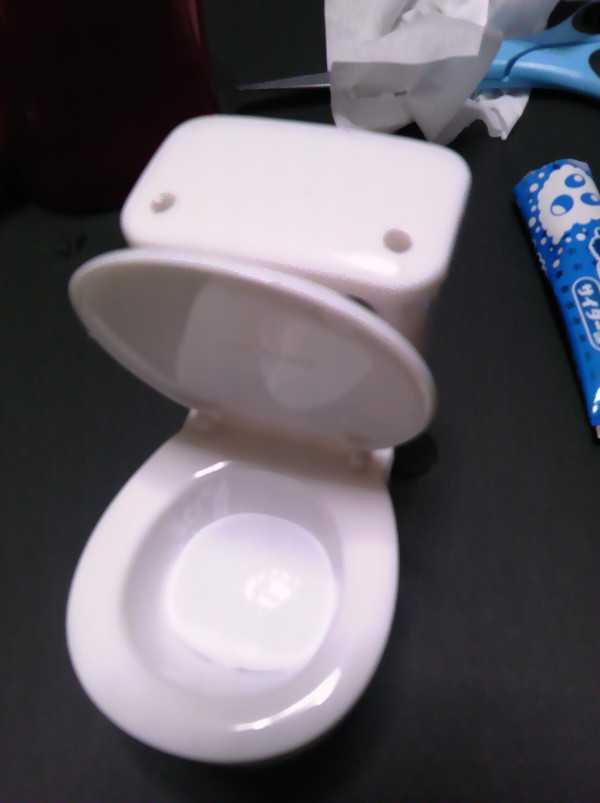 トイレからモコモコ出てくる泡を食べてるお菓子「もこもこモコレット」が色々ヤバイ