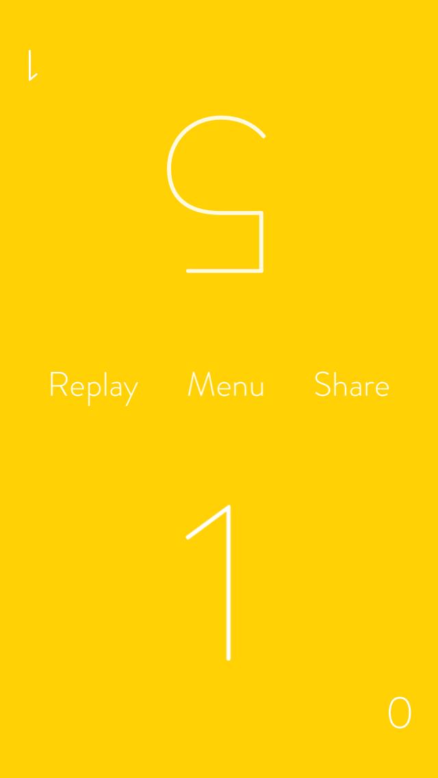 【iPhone・iPad】シンプルだけど奥が深い!エアホッケーみたいな対戦型陣取りゲーム「OLO」