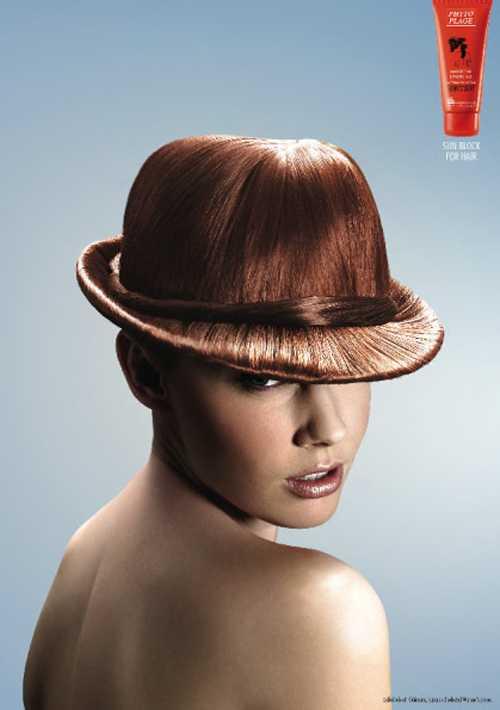 これは斬新www髪の毛がそのままアレになった髪型-3種