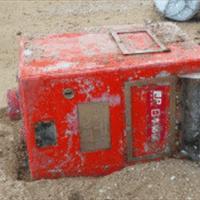 【2400kmの旅】東日本大震災の津波で流された郵便ポストが沖縄に漂着