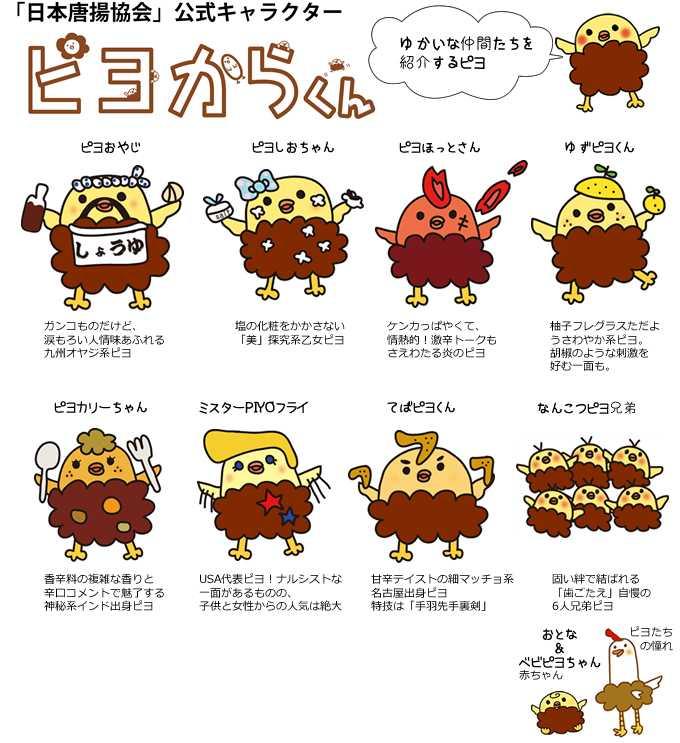 【ベストカラアゲニストもあるよ】日本唐揚協会のHPが面白い!!