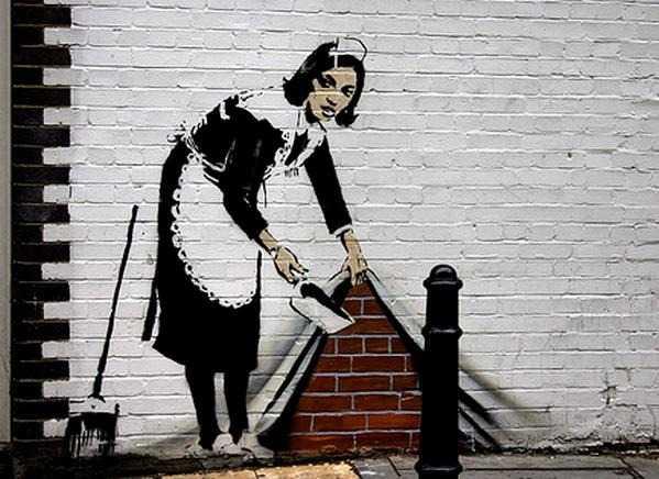 【画像】実際に見てみたくなるクールなストリートアート写真まとめ