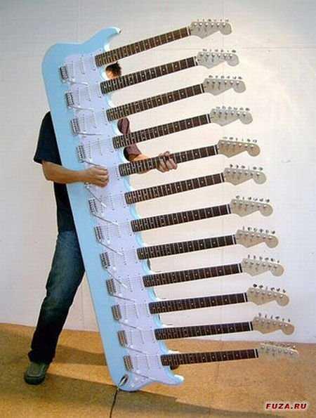 持つとろこ更に多すぎギター