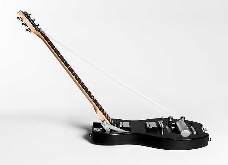 折りたたみ式ギター