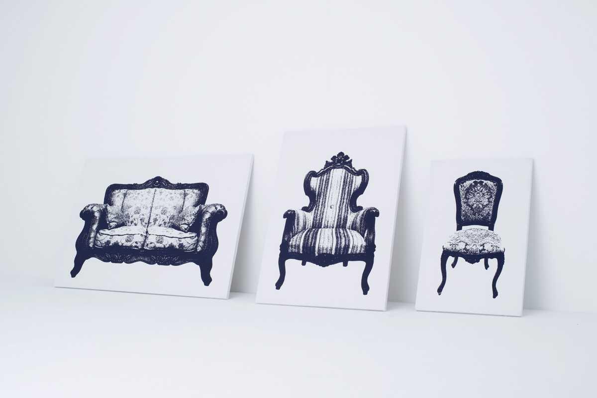 【裏の裏】本物っぽい絵かと思ったら本当に座れる椅子