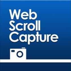 【アプリ】iPhoneの画面全体をキャプチャーしてくれる「Web Scroll Capture」