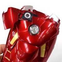 【ガジェット】着信時に背面ライトが光る!「アイアンマン型iPhoneケース」