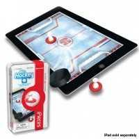 iPad用エアホッケーゲーム専用のマレット「iPieces Air Hockey」