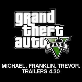 【ゲーム】Grand Theft Auto V(グランドセフトオート5)最新公式トレイラー公開