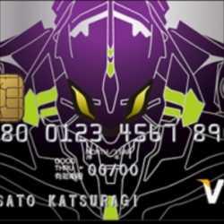 三井住友VISAもヱヴァとコラボ!「EVA style VISA CARD」って知ってた?