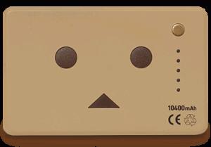 漫画『よつばと!』でお馴染み『ダンボー』がモバイルバッテリーになったよ!