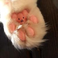 【小ネタ】猫の肉球を一瞬でテディベアに変身させる方法
