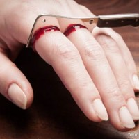 ぐぁー!!指がぁ!!見ているだけで痛くなる指輪「Cleaver Ring」