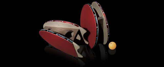両面ラバーのラケットを装着する次世代卓球「Brodmann Blades(ブロッドマンブレイド)」が凄い!