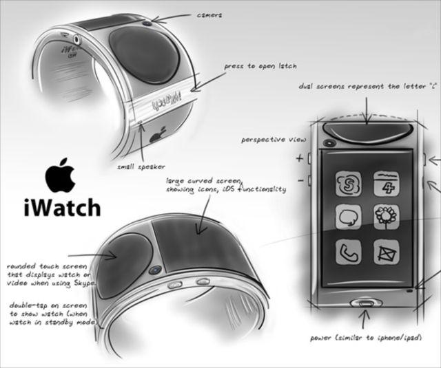 これは美しい!James Ivaldiが手掛けたiWatchのコンセプトデザイン