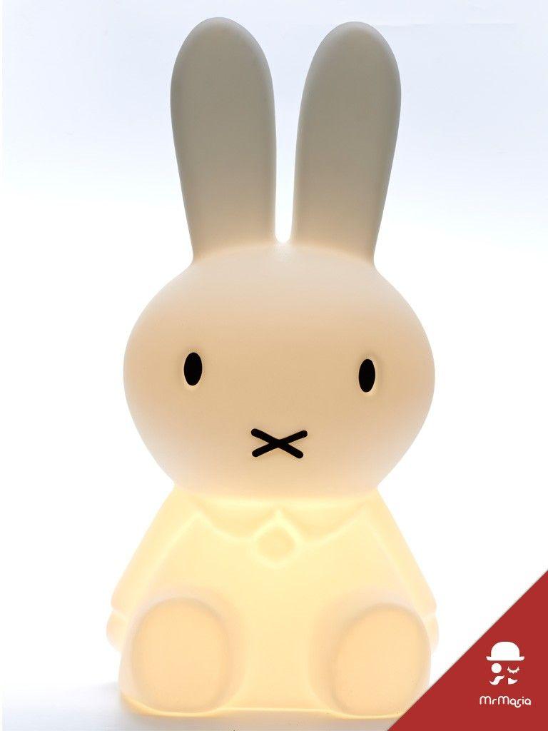 でか──────い!!ミッフィーの超デカいルームランプ「miffy lamp XL」