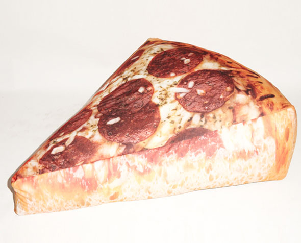 何これ欲しいwwwでっかいピザ型クッション「Pizza Bean Bag」