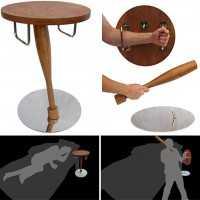 いざって時に盾と棍棒になる最強のテーブル