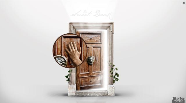 ドアを開けると世界中のどこかに連れて行ってくれるWebサービス「The Secret Door」