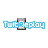 Twitterの呟きをまとめてサウンドノベルぽく動画で再生できるサービス「TwitReplay」