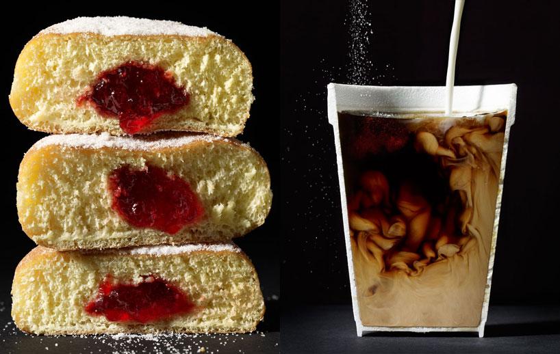 良くわからないけど凄い!食べ物をひたすら真っ二つにしたフォトグラフィ