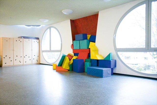 これは通わせたくなる!ドイツにある猫型の幼稚園「Kindergarten Wolfartsweier」