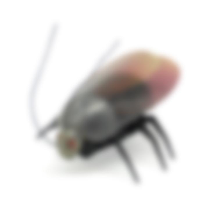 iPhoneで操作できるゴキブリ型ロボットがリアル過ぎてヤバいw
