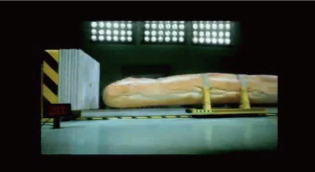 【動画】「各国の食べ物で車の安全性を表現した」フランスのルノーのTVCM