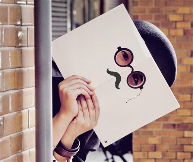 バレバレ過ぎて可愛い!探偵っぽく監視できるノート