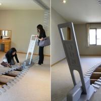 巨大なジッパーを使ったアートが凄い!作者は日本人アーティスト「北川純」