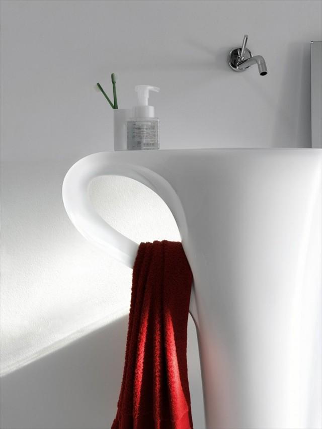 これは可愛い!コーヒーカップみたいな洗面台「Cup washbasin 」
