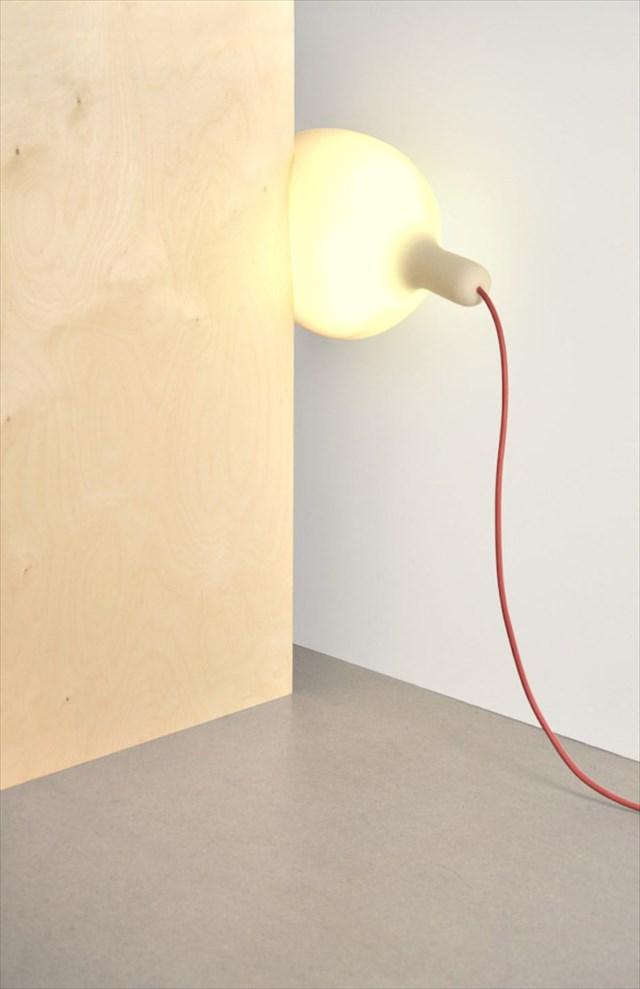 ドイツの学生が考えた柔らかいライト「SOFT LIGHT」が凄い