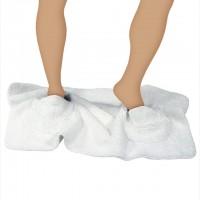スリッパとバスマットが奇跡の融合!「Slipper Bath Mat」・・・便利なのかこれ?w