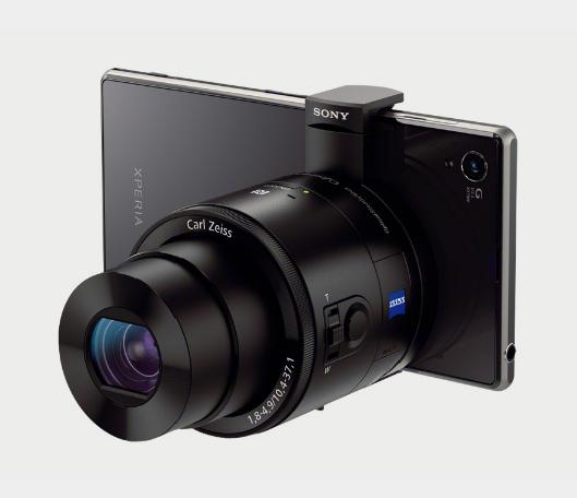 SONYのレンズカメラ「DSC-QX100」のレビュー・感想など