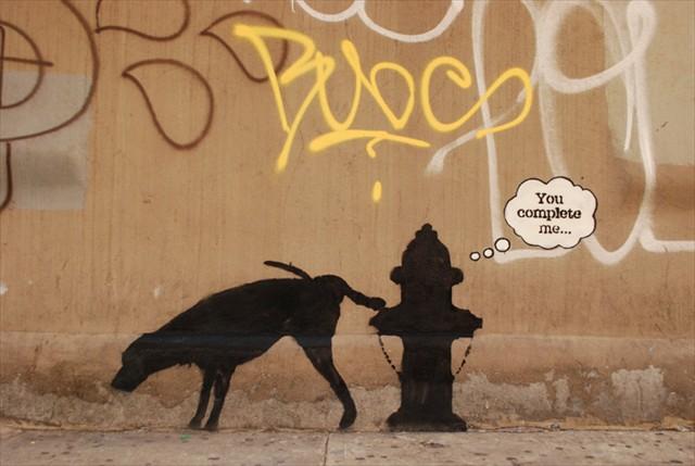 Banksy(バンクシー)のWebサイトに10月の新作3作品が登場、今回の舞台はNYC
