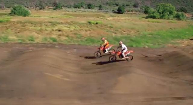 【動画】レッドブルストリートリズムの映像がエキサイトバイクぽい!